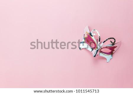 Felső kilátás minimalista divat szépség fotó Stock fotó © serdechny