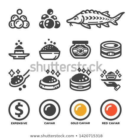 морем · продовольствие · рыбы · продукт · лосося · кусок - Сток-фото © bspsupanut