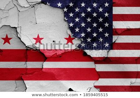 Waszyngton rząd spadać kongres Stany Zjednoczone publicznych Zdjęcia stock © Lightsource