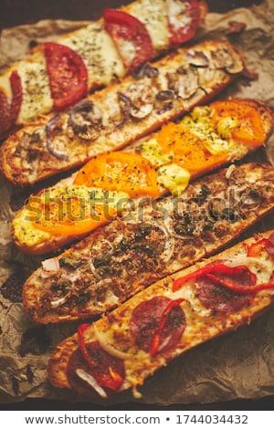 Caliente sabroso queso Foto stock © dash
