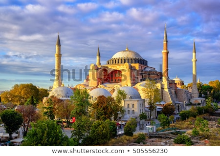 interior · istambul · Turquia · parede · criança · arte - foto stock © rognar
