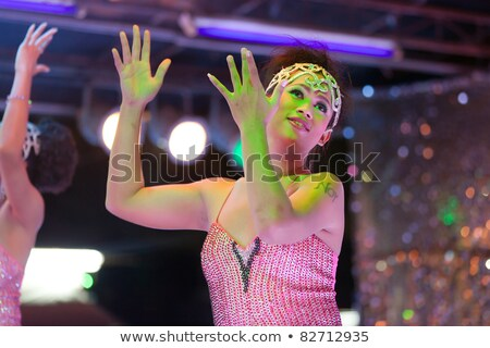 transgender thai dancer stock photo © smithore