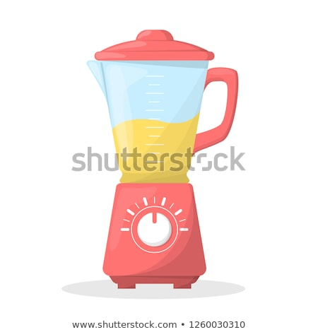 The electric blender for make fruit juice Stock photo © ozaiachin