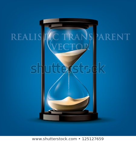 hour glass with old money stock photo © shutswis