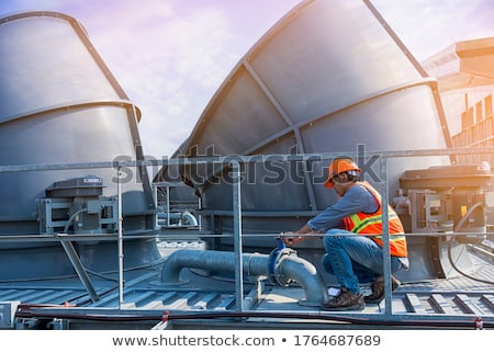 Cool builder Stock photo © photography33