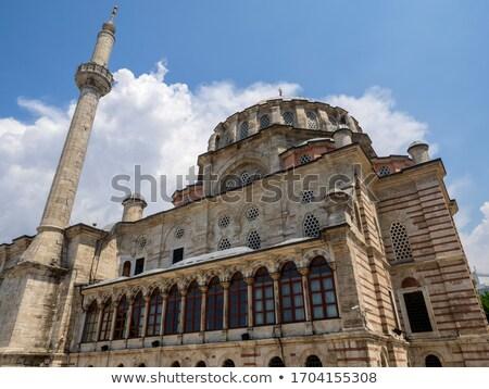 Tulip · мечети · Стамбуле · изображение · Турция · строительство - Сток-фото © sophie_mcaulay