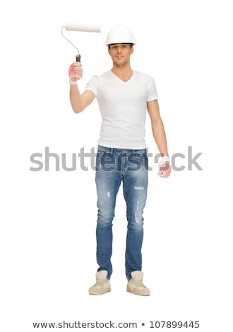 Stock photo: Picture Of Young Construction Worker