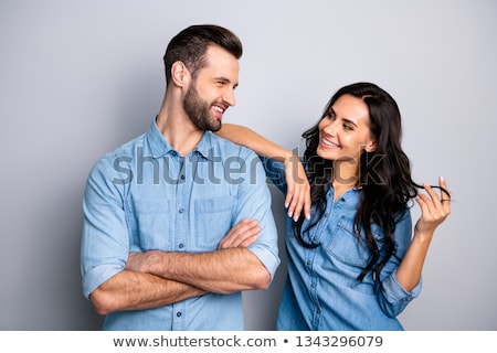 Flirty Stock photo © pressmaster