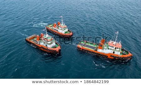 A tug boat Stock photo © rufous