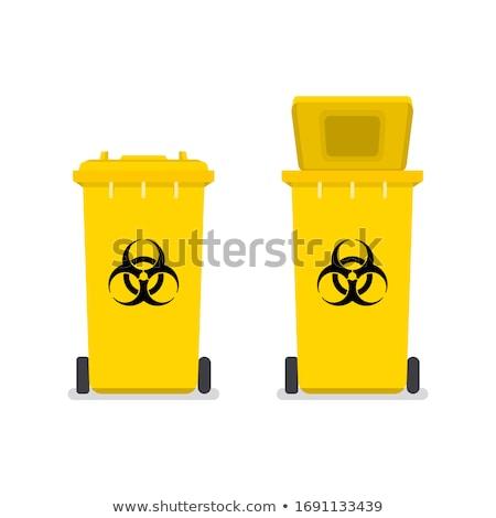 waste bin stock photo © ivonnewierink