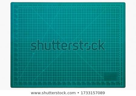 arka · plan · uzay · yeşil · grafik · dikiş - stok fotoğraf © anan