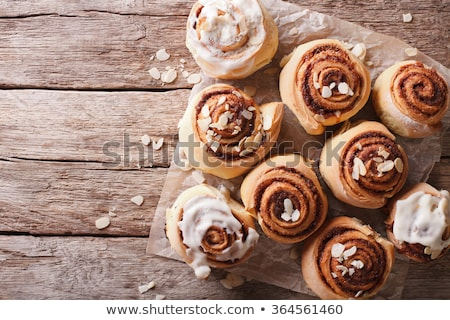 Freshly Baked danish Pastry Stock photo © Tagore75