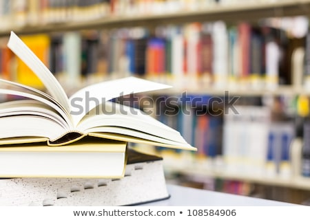data archiving   title of book stock photo © tashatuvango