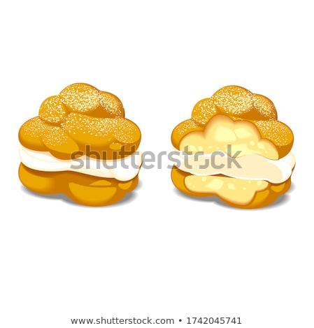 cream puff Stock photo © cynoclub