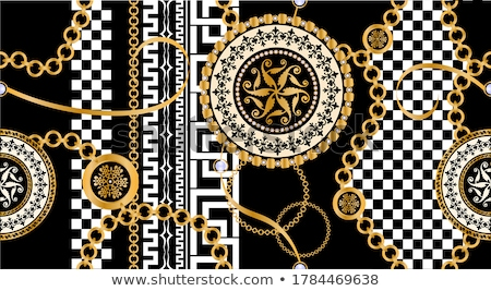 Decorated tiles, arabian style Stock photo © Luisapuccini