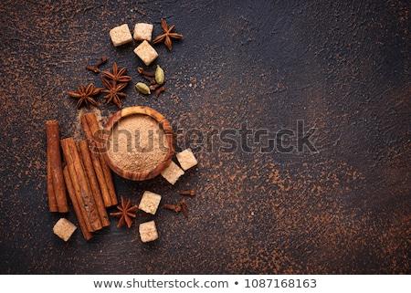 гвоздика корицей древесины Рождества специи Сток-фото © -Baks-