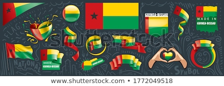 made in guinea bissau  Stock photo © tony4urban