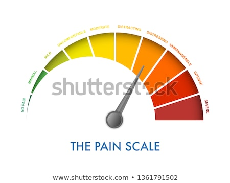suffering and pain stock photo © lightsource