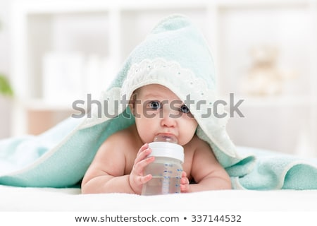 baby drink water Stock photo © Paha_L