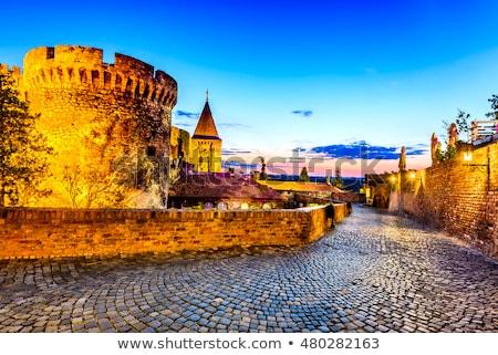 fortress Kalemegdan, Belgrade, Serbia Stock photo © phbcz