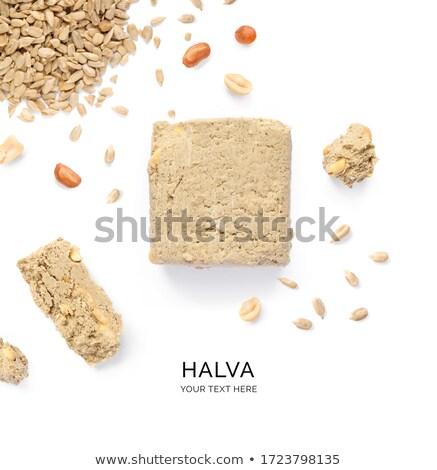 Halvah candy Stock photo © Digifoodstock