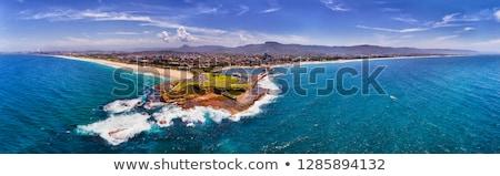 Porto Austrália pessoas nadar Foto stock © kraskoff