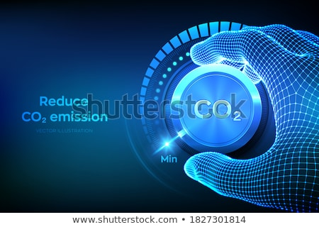Atmospheric Carbon Level Stock photo © blamb