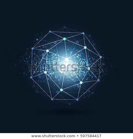 デジタル技術 線 抽象的な 背景 ストックフォト © SArts
