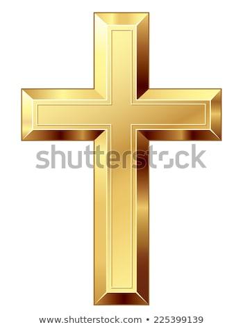 3 ·  · 金 · クロス · 装飾された · 赤 · パターン - ストックフォト © blackmoon979