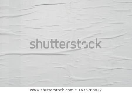 Blank paper poster vintage background Stock photo © ildogesto