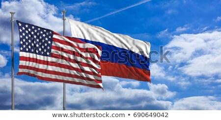 USA · Rusland · samenwerking · business - stockfoto © iserg