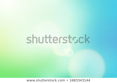 green sweet bokeh out of focus background vector abstract lights on green bokeh blurred background stock photo © pikepicture