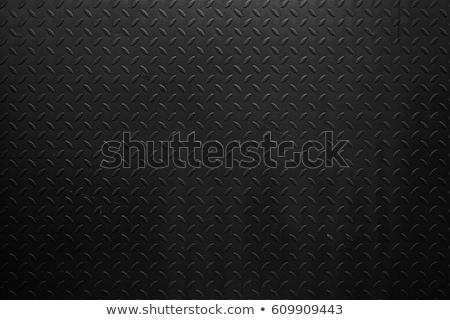 металлический текстуры Diamond шаблон промышленных серебро Сток-фото © Artida