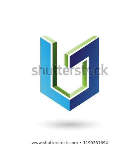 vettore · logo · come · pollice · up · business - foto d'archivio © cidepix