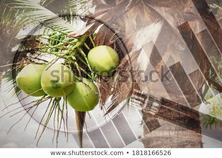 Mercado delta Vietnã comida fruto Foto stock © boggy