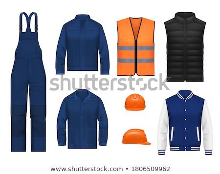 Repairman in workwear Stockfoto © pressmaster