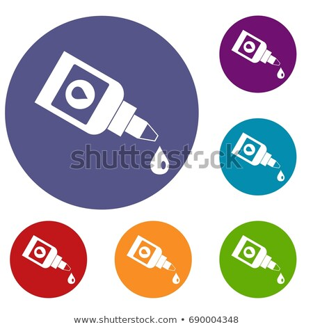 vector · icon · illustratie · stijl - stockfoto © anna_leni