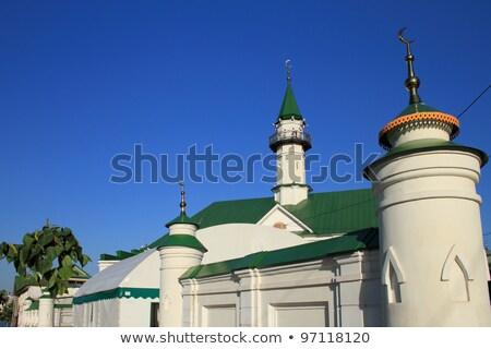 Cami Rusya yetki Bina şehir seyahat Stok fotoğraf © borisb17