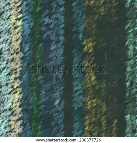 seamless texture of color wooden planks drawn with chalk - barrel or fence Stock photo © jarin13