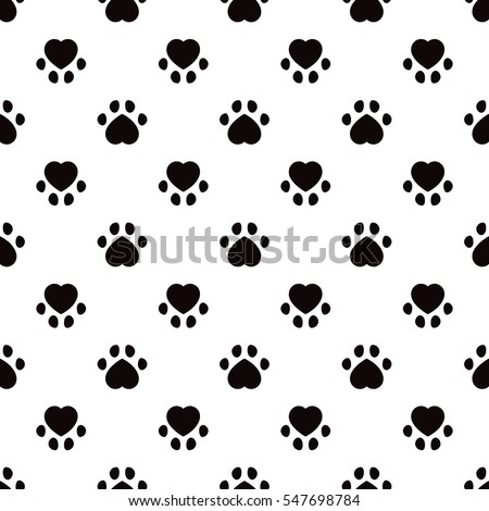 White Cat seamless pattern. pet ornament. Animal Texture for chi Stock photo © popaukropa