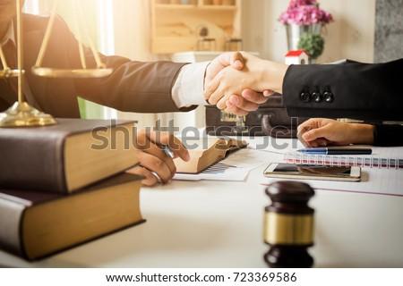 Abogado oficina consejo jurídica legislación Foto stock © snowing
