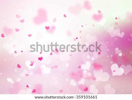 Gelukkig valentijnsdag ontwerp Rood hart Stockfoto © articular