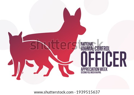 Animal control service concept vector illustration Stock photo © RAStudio