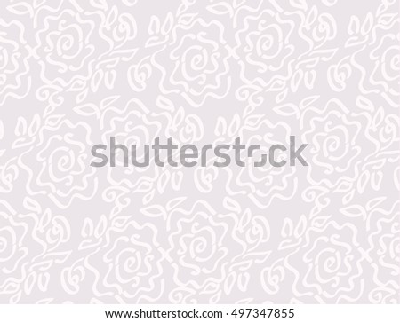 laze style tender rose floral abstract vector illustration of se Stock photo © Galyna