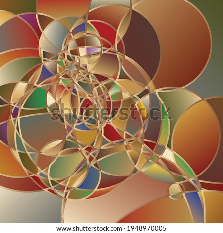 аннотация геометрический красочный высокий градиенты различный Сток-фото © DavidArts