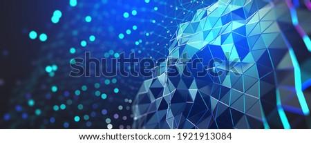 脳 ビジネスネットワーク 産業 グラフィック ストックフォト © Andrei_