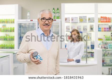Boldog ügyfélszolgálat asszisztens férfi digitális kompozit üzlet Stock fotó © wavebreak_media