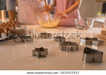Madre figlia cucina home Foto d'archivio © wavebreak_media