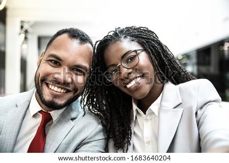 Jonge zakenlieden Stockfoto © wavebreak_media