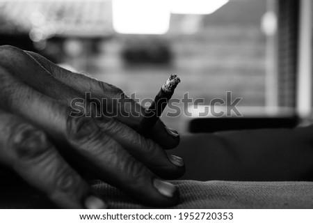 Isolated Hashish Finger Stock photo © eldadcarin